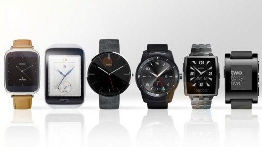 Ver ¿Por qué se vende mucho más el reloj de Apple? El reto de Android Wear
