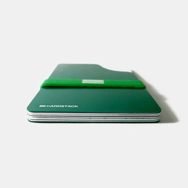CARDSTACK - Green
