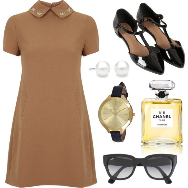 """""""Élodie: Gamine Style"""" by audreyroberts16 on Polyvore"""