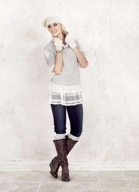 Mary ponco tunic