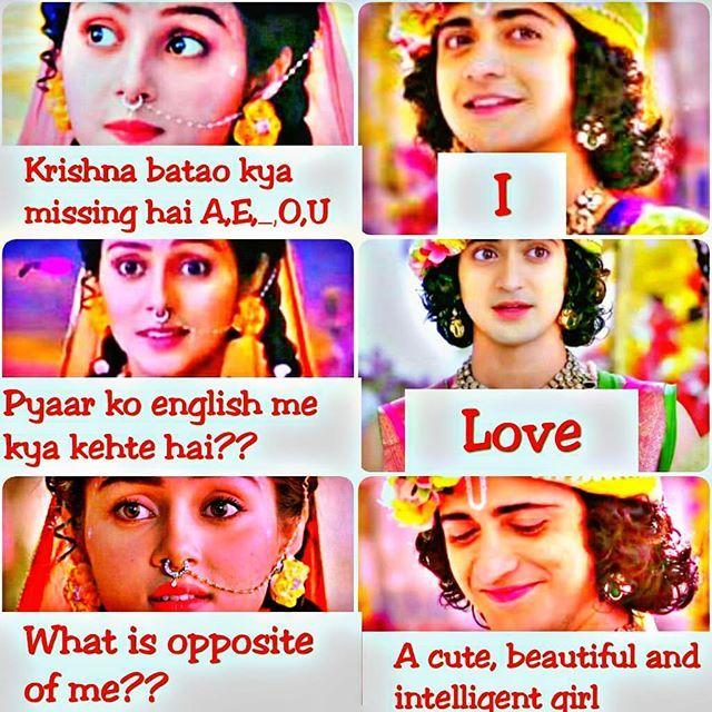 Image May Contain 5 People Text Radha Krishna Songs Cute Krishna Radha Krishna Love