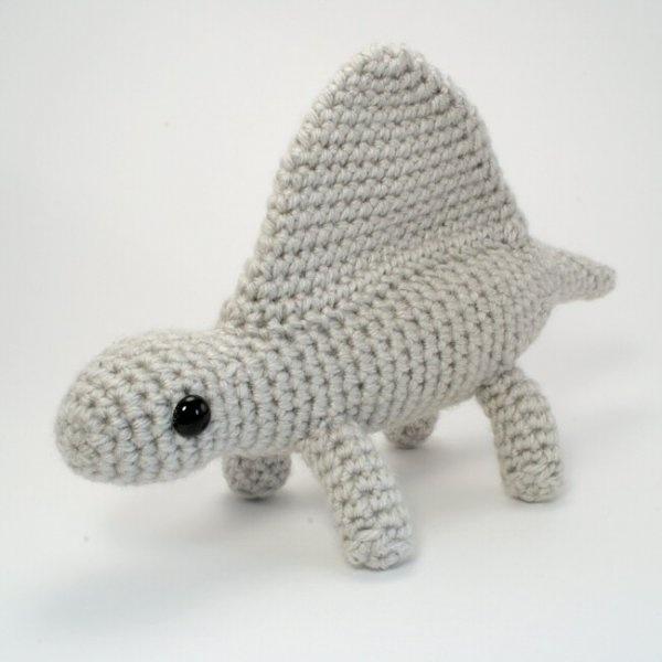 The 18 best Dino crochet images on Pinterest | Dinosaurs, Crochet ...