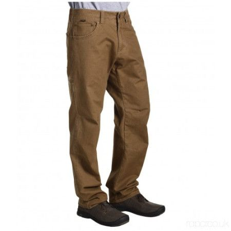 Kuhl Rydr Pant Dark Khaki on frostshoes.com or in Downtown Traverse City.