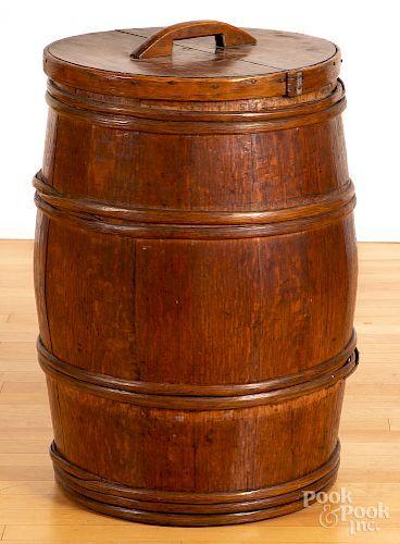 Staved Oak Barrel 200 Wooden Necessities In 2019 Barrel