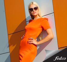 Tu look naranja luce perfectamente con tonos azules. ¡Inténtalo! http://tienda.fedco.com.co/Catalogo/marcas/busqueda/Diego%20Dalla%20Palma
