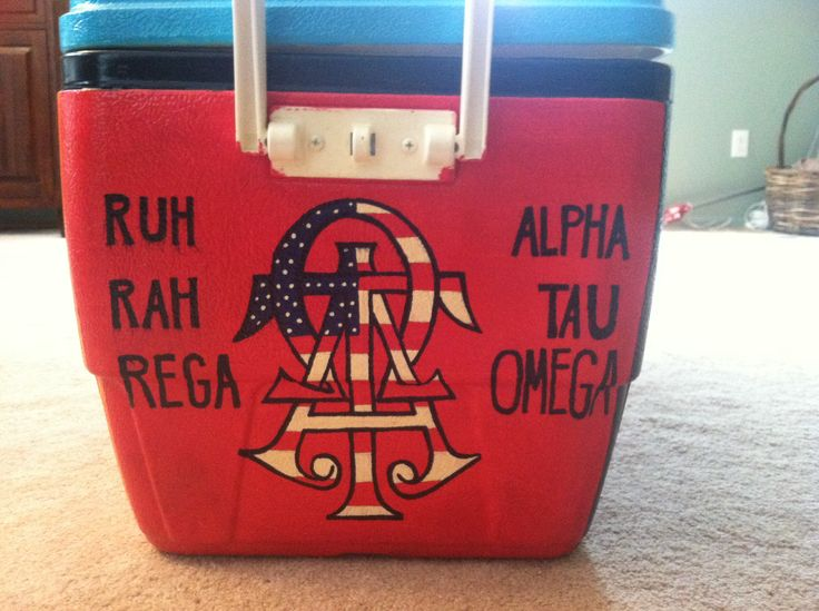 ATO Formal Cooler