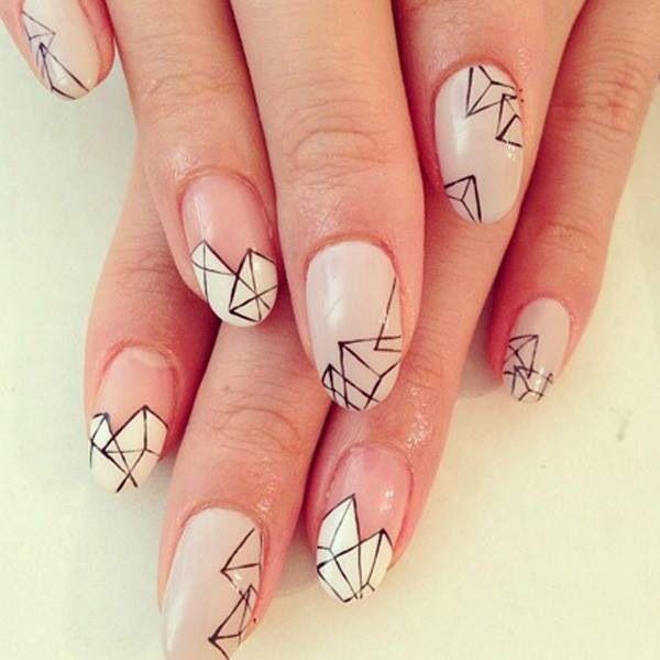 Geometría nails