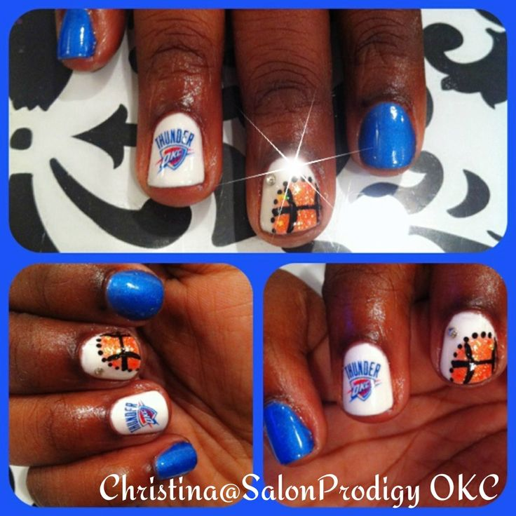 8 best infinity heary images on pinterest okc thunder basketball inspired nail art design prinsesfo Image collections