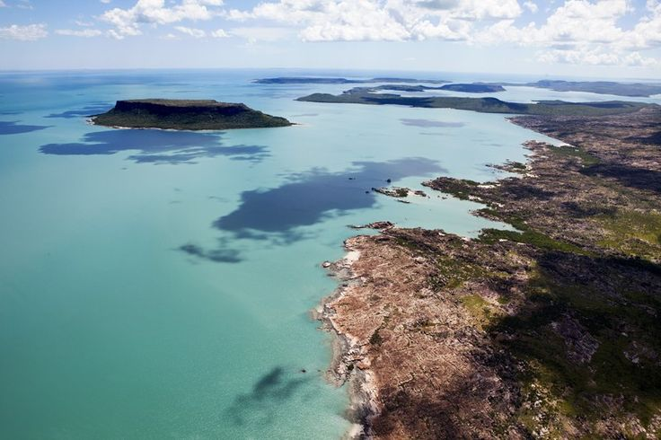 Kimberley coastal camp location nearly 600km south west of Darwin in the middle of nowhere