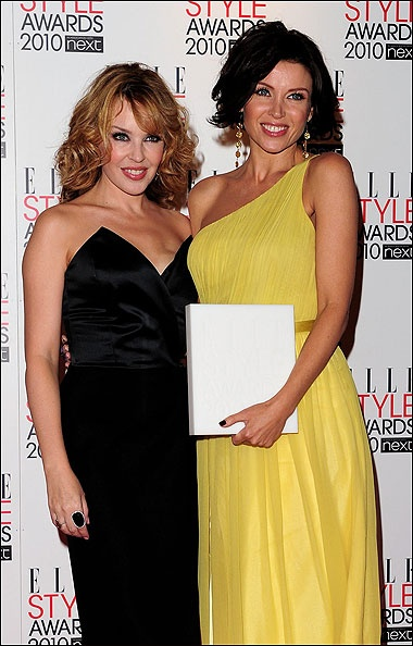 Sisters: Kylie and Dannii Minogue