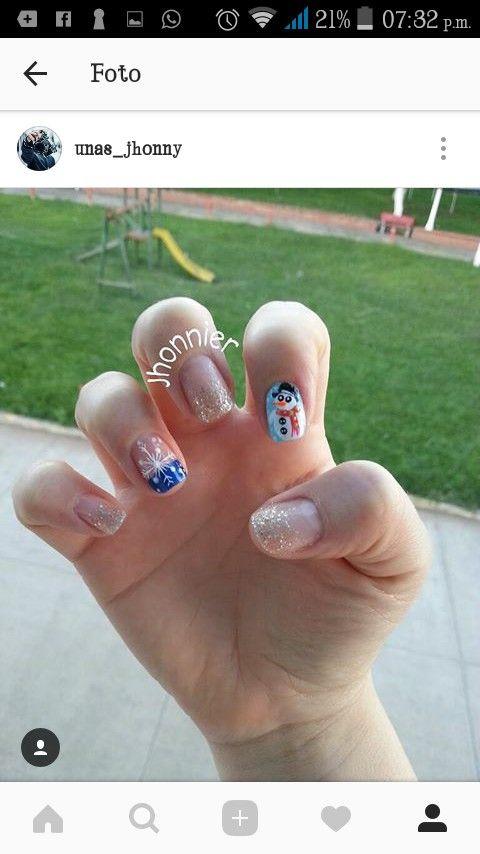 467 mejores imágenes de DISEÑOS UÑAS en Pinterest   Arte de uñas ...