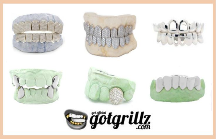 Do want the type of #white #gold #grillz your favorite rappers are wearing? Visit Got Grillz to buy the hottest and novel teeth grillz in white gold at affordable prices.