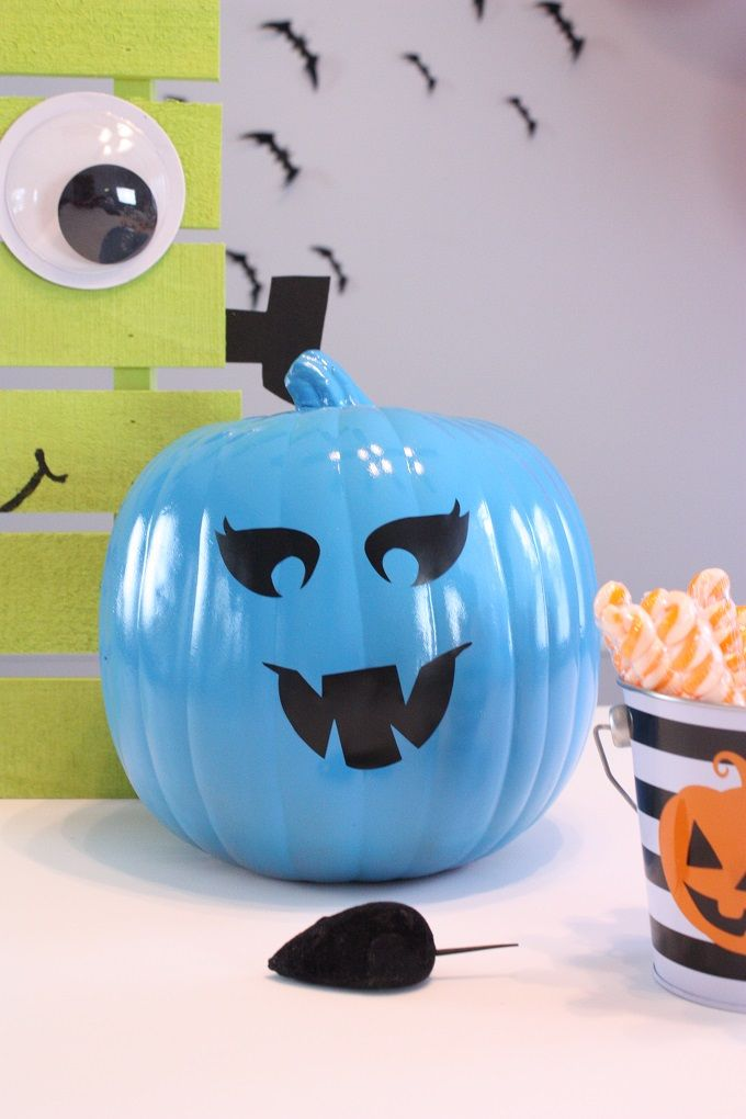 decorate a teal pumpkin kim byers halloween teal pumpkin project include kids with - Decorating Pumpkins For Halloween