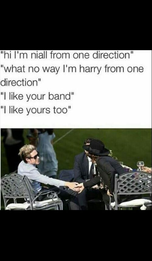 Imagen de Harry Styles, niall horan, and funny