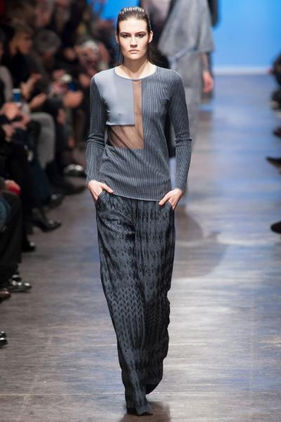 Missoni. Milan Fashion Week Fall 2013.