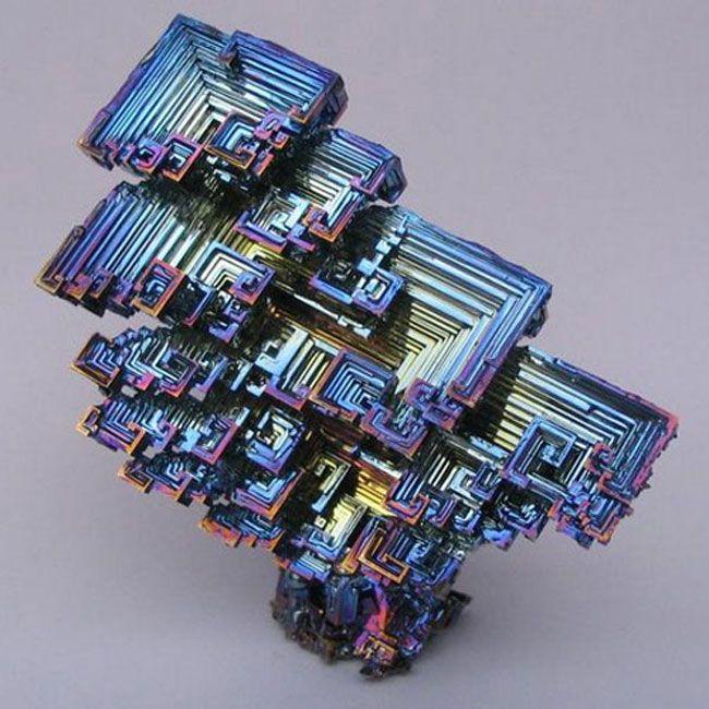 Bismuth Krystaller