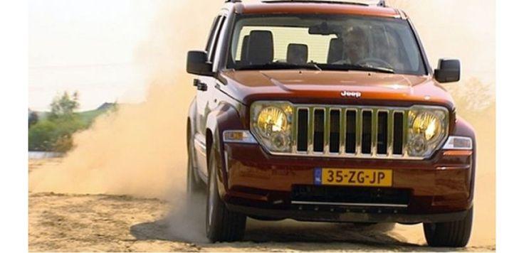 Attelage Jeep Cherokee (KK) depuis 2008