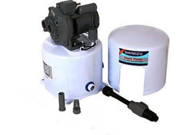 Mesin pompa air, pompa air terbaru