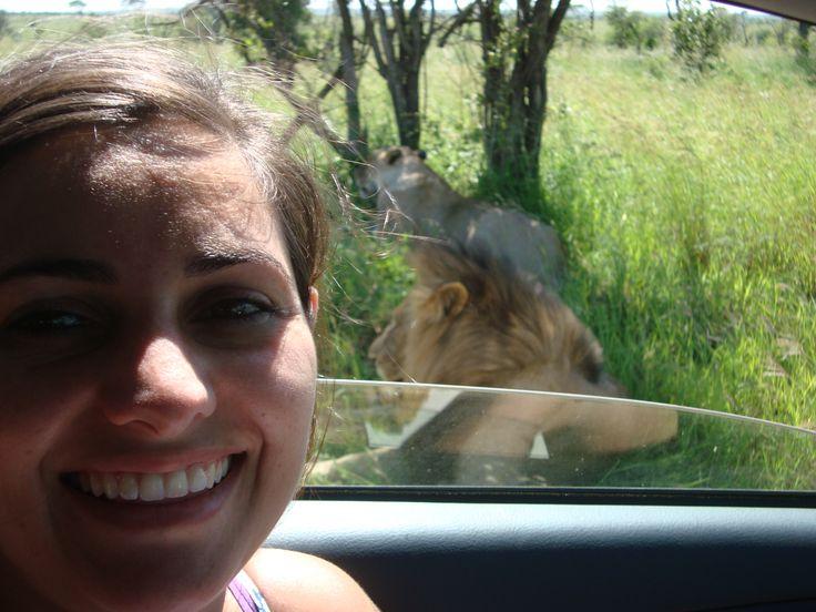 #Safarisoulmates since day one! Exploring Kruger National Park!