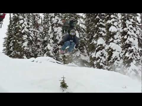 Whitewater, BC, Canada - awesome canadian powder resort!