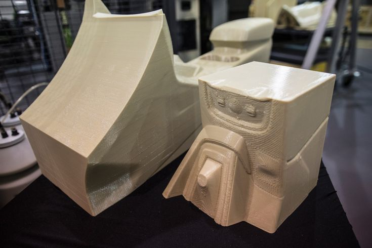 Ford is 3D Printing Car Parts