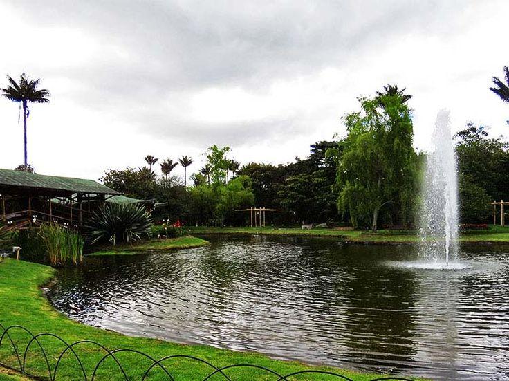 10. Aula Ambiental del Lago Principal.