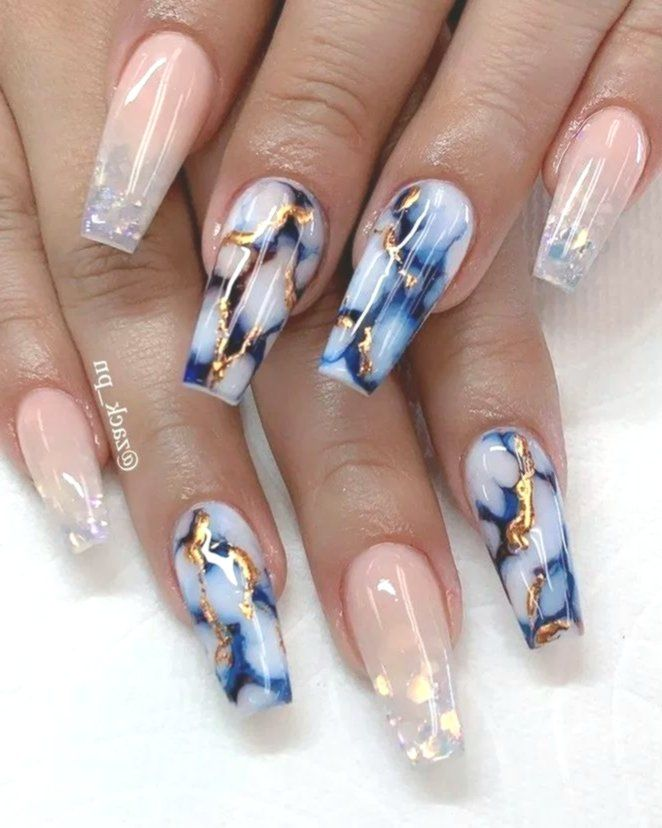 33 Nail Designs And Ideas For Coffin Acrylic Nails 5 Summer Acrylic Nails Coffin Nails Designs Pretty Acrylic Nails