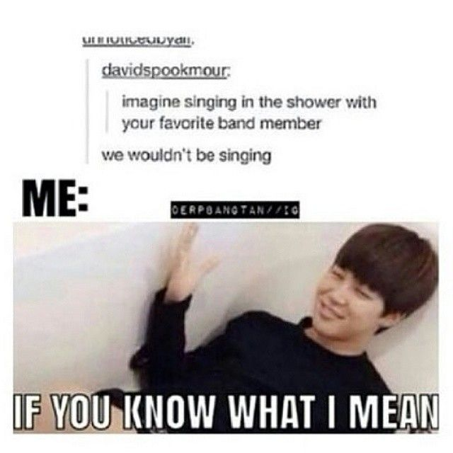 Pfft IDk what you mean......pfft......#kpop #BTS #Jimin