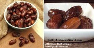 The Amazing Health Benefits Of Dates