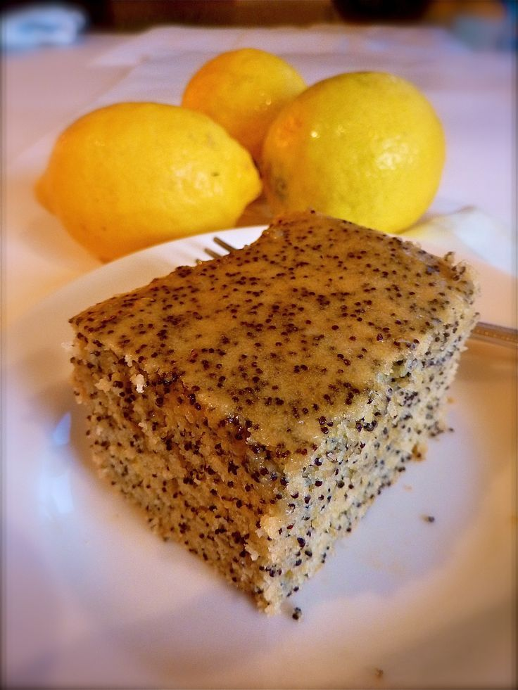 cake lemon poppy seed layer cake recipe key ingredient lemon and poppy ...