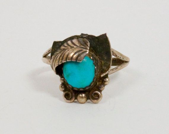Turquoise Native Ring by WarrenExchange, $20.00