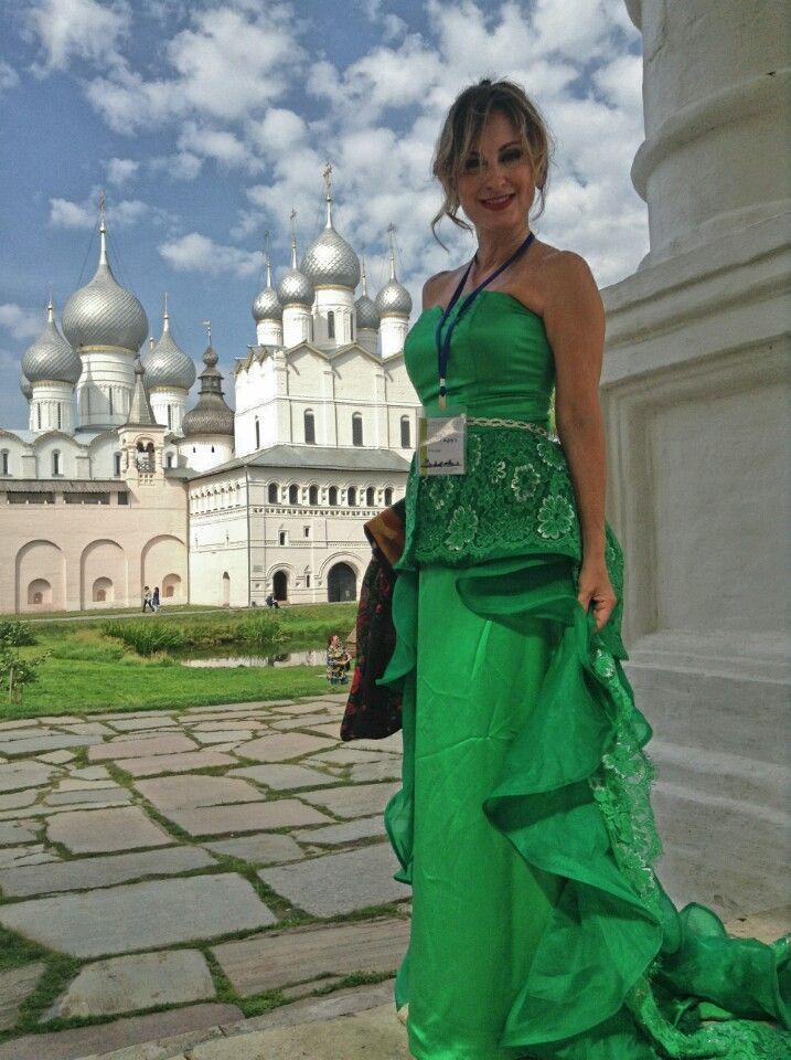 """La ligne Verte"" Rostov, Rusia. 2014"