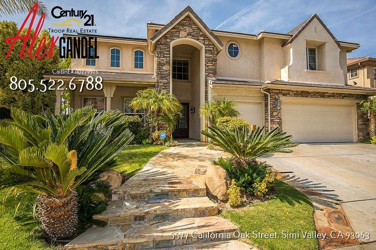 https://flic.kr/s/aHskY1NLXc | 5577 California Oak Street, Simi Valley, CA 93063 | Absolutely gorgeous 6 bedroom, 4.5 bath prestigious Emerald Pointe home with VIEWS! Built in 2004, this beautiful home hosts 4453 sq. ft. with an open and spacious floor plan featuring a romantic Master Suite with a retreat, view windows and a view balcony that captures the sparkling lights of Simi Valley and a perfect viewing spot for nearby July 4th fireworks show. The Master Bathroom displays two large…
