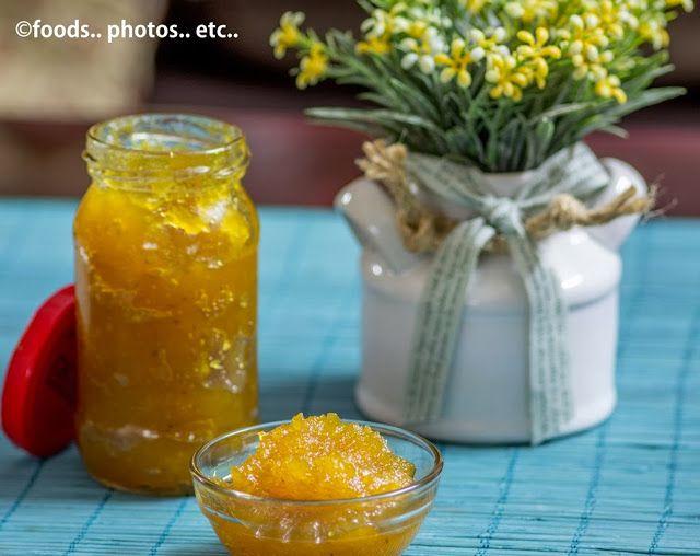 Pineapple Jam | Recipes Galore | Pinterest