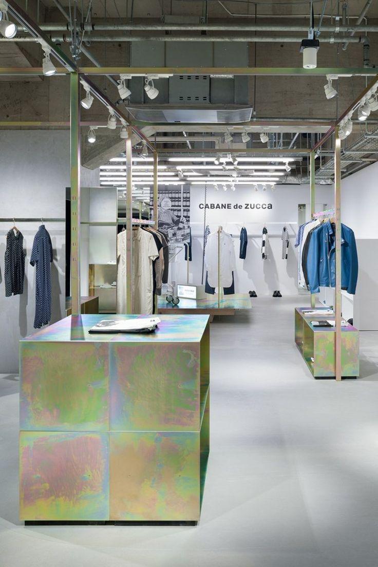 Fashion store visual merchandising pinterest ceiling for Design shop 24