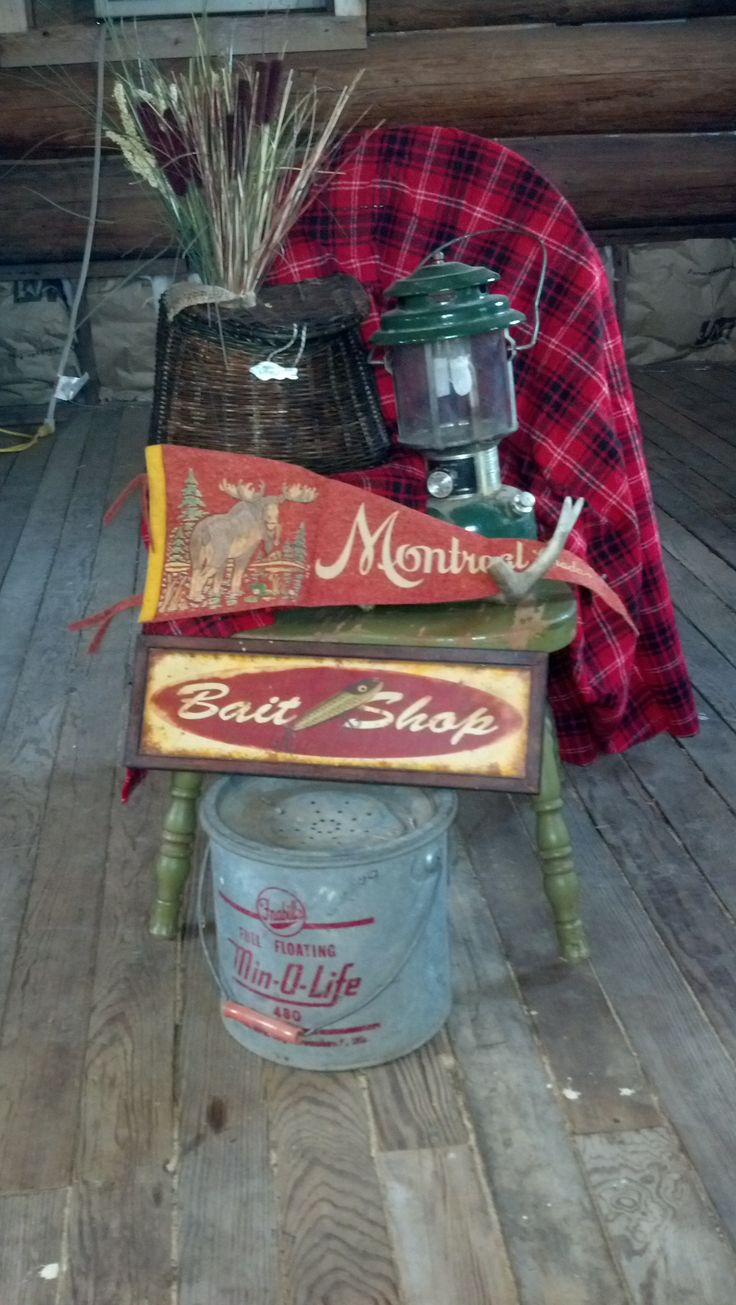 25 best ideas about rustic fishing decor on pinterest for Montana rustic accents