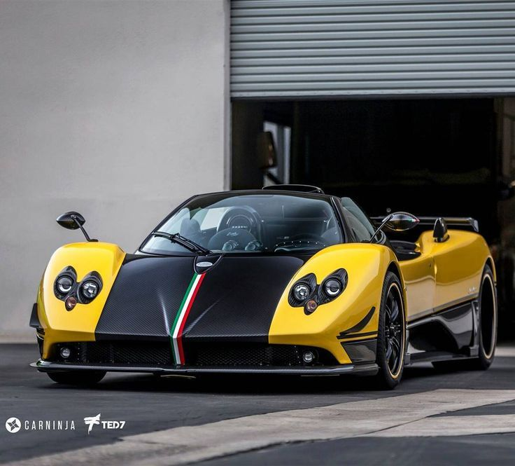 Pagani Zonda Cinque: 25+ Best Ideas About Pagani Zonda On Pinterest