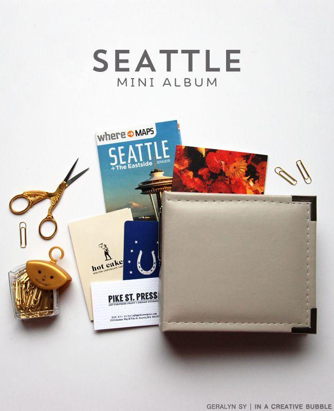In a Creative Bubble: Seattle Travel Mini