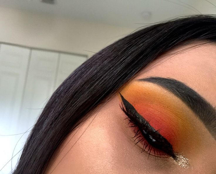Best 25 Sunset Makeup Ideas On Pinterest Colorful