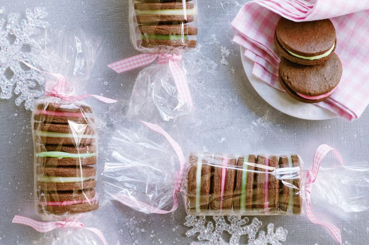 Share the love at Christmas with beautiful hand-made baked goodies as gifts.