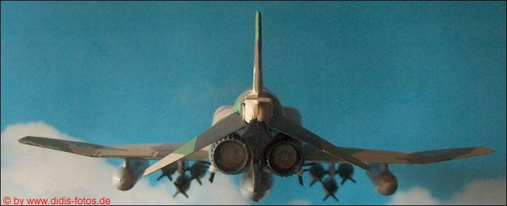 "Modellflugzeug in 1:72 Israel Flugzeugmodell  MDD F-4E ""Phantom II"" (Airfix 2013)"