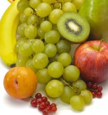 Healthy=  fruit--tips for an anti-aging diet