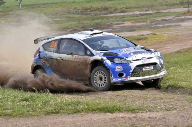 Fifth win for Ford team at Toyota Cape Dealer Rally