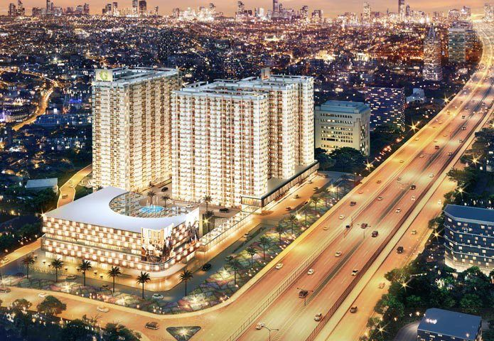 Pikko Group, Signature Park Grande Apartemen Terbaik
