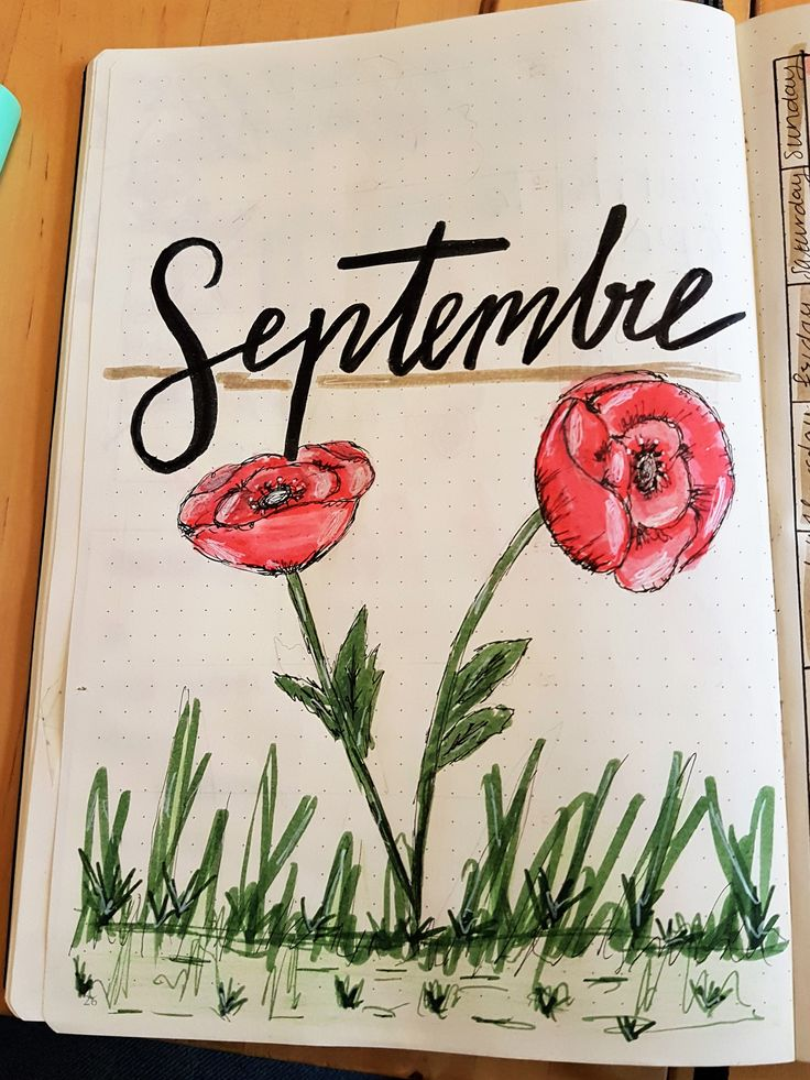 September monthly cover