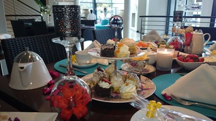 Need some time with the girls or just planning something specials before the end of the year? Why not enjoy a High Tea at The Fairway Spa with a selection of delectable treats, a Scalp and Neck Massage as well as a gift to take home!  Tel: (011) 478 8020 email: spareception2@thefairway.co.za http://thefairwayspa.co.za/portfolio/high-tea — at The Fairway Hotel And Spa.