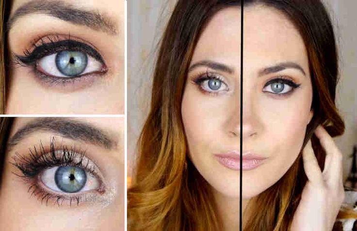 El maquillaje no sólo nos permite resaltar los puntos más atractivos de nuestro rostro y de nuestra persona. También nos puede ayudar a lucir, con gran efectividad, una apariencia diferente a la que representa nuestra realidad.    Podemos, con la ayuda de un simple truco de maquillaje, lucir ojo
