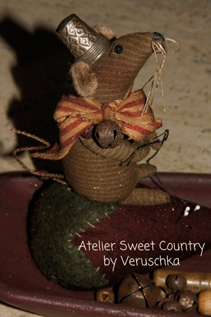 Atelier Sweet Country: mouse pinkeep