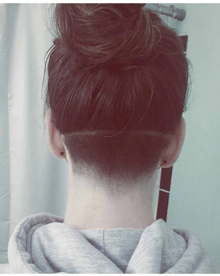 """Seductive ❤ That fade  #undercut #undershave #hairart #hairtatoo #hairtrend…"