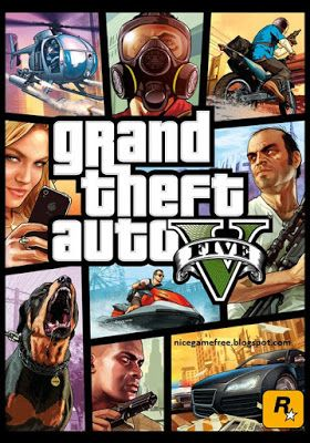 GTA V | Five Game For PC Download  Download Link: http://nicegamefree.blogspot.com/2016/04/gta-5-v-pc-download-game.html